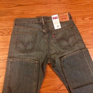Levi's Jeans - NEW! Men's LEVIs 559 relaxed straight jeans 36 34